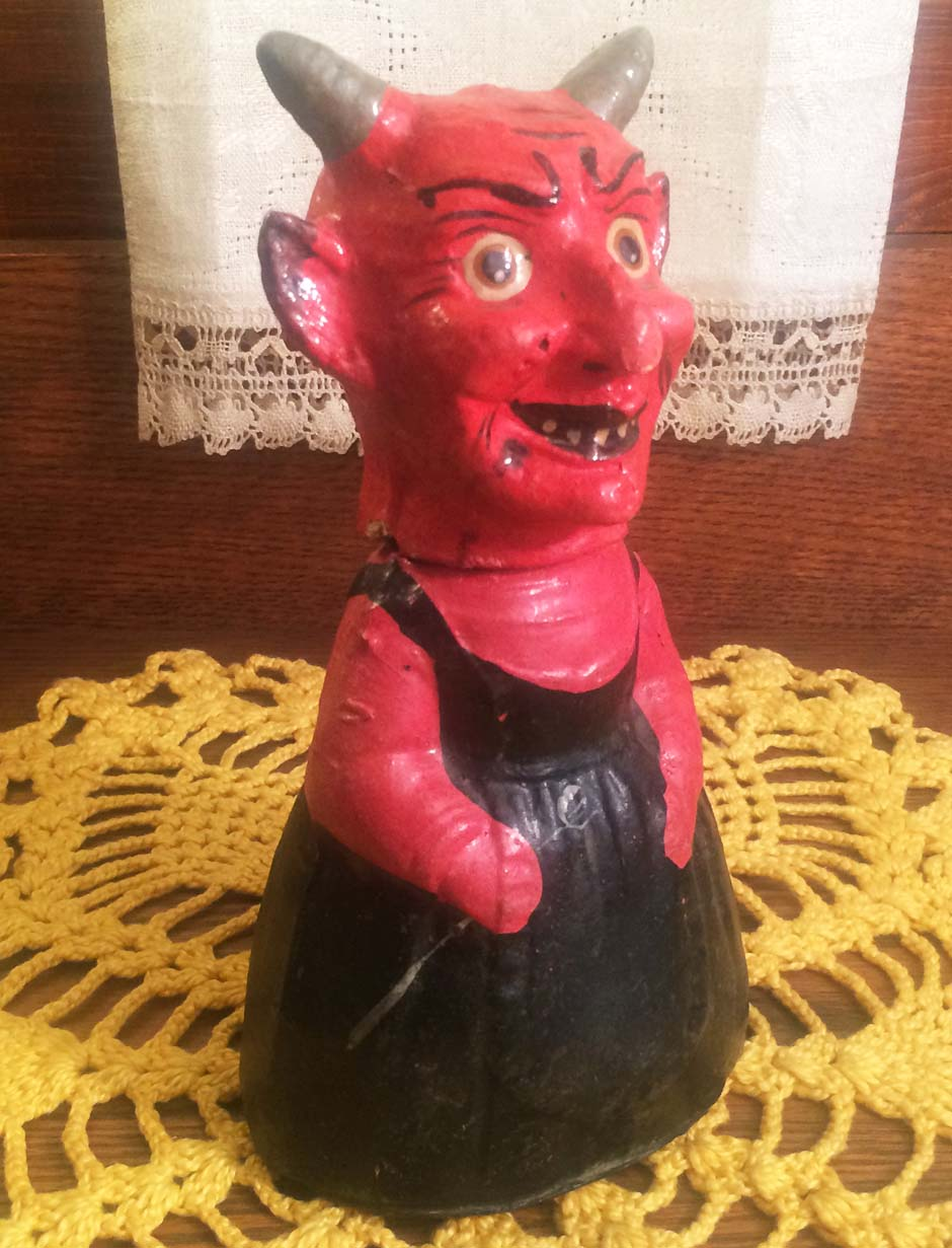Highly-Desirable Devil Candy Container: $2,500.00
