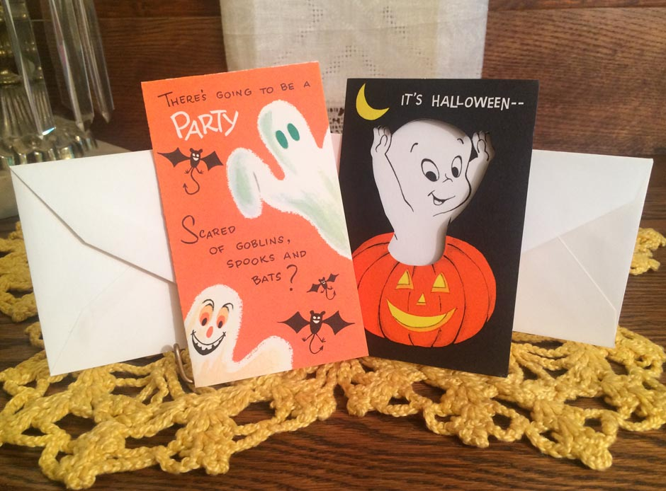 Halloween Small Paper Items for Sale