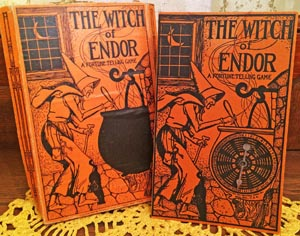 Vintage Halloween Witch of Endor Fortune