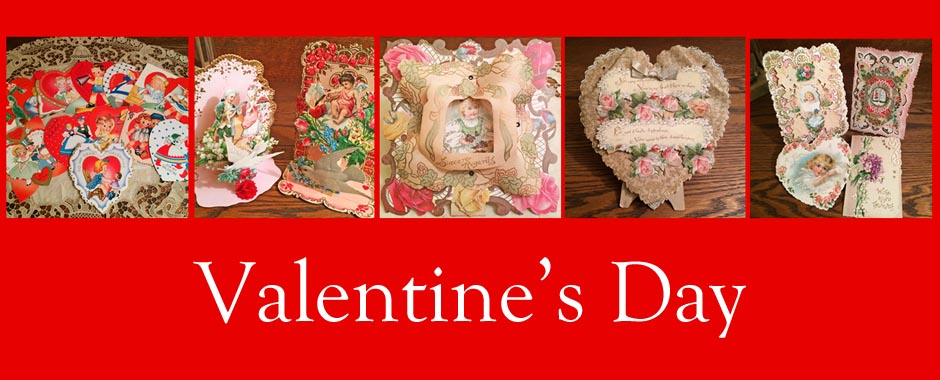 Vintage and Antique Valentines